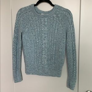 Blue Gap Sweater